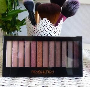 Makeup Revolution Redemption Iconic 3 - Recenzja  - lisabella-ela