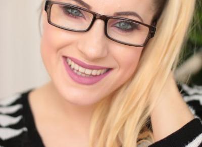 Ela Lis Make-Up: Makijaż dla Okularnic w dwóch odsłonach !!!