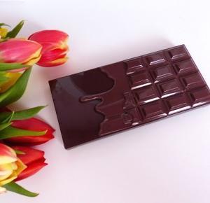 Recenzja Paletki Makeup Revolution - I heart chocolate - lisabella-ela