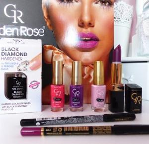 Haul Kosmetyczny - Golden Rose - lisabella-ela