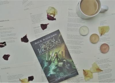 Lagerys: Percy Jackson i Złodziej Pioruna