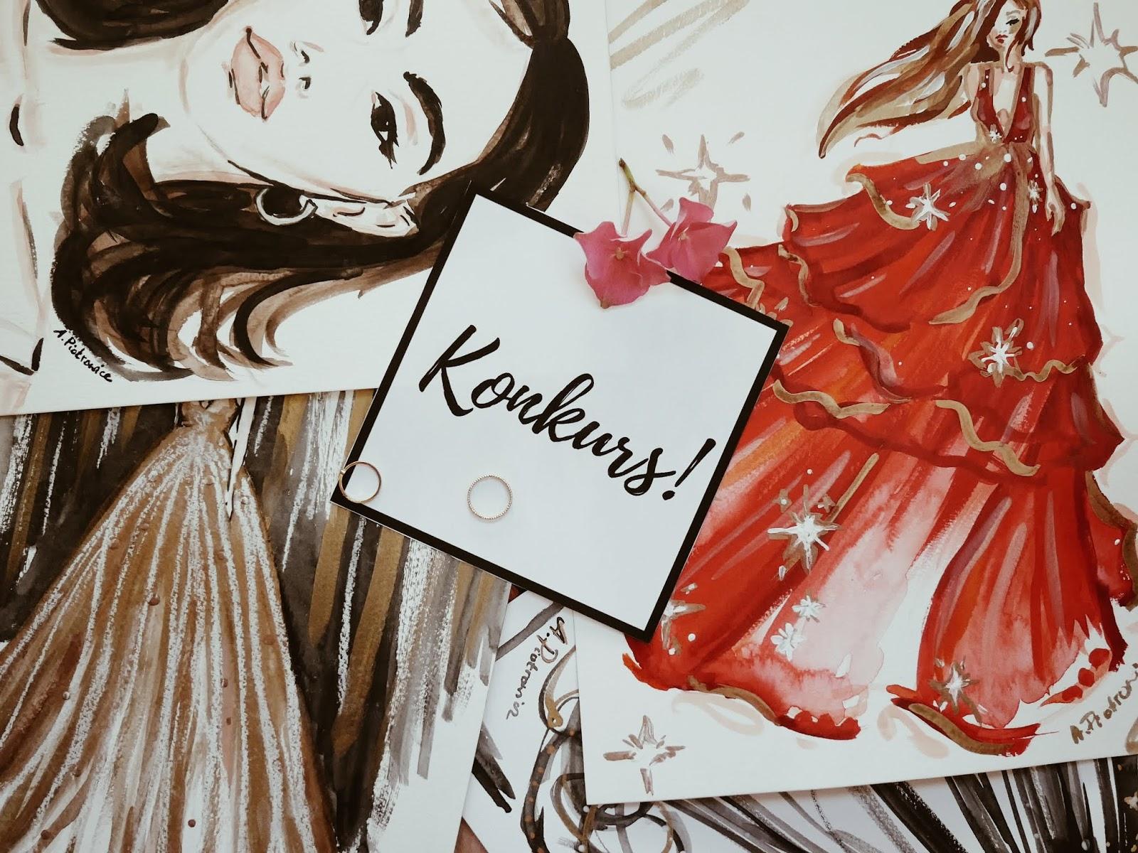 Konkurs: wygraj spersonalizowaną ilustrację mody!