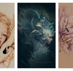 a little CUP OF ART : inspiracje artystyczne #10