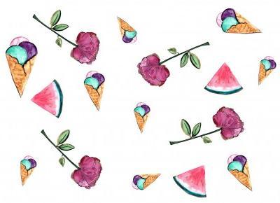 a little CUP OF ART : summer vibes