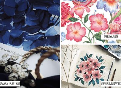a little CUP OF ART : inspiracje artystyczne #33