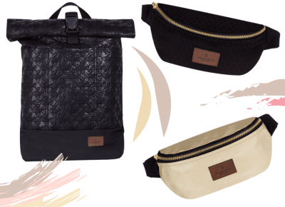 slow fashion | ilustracja mody | lifestyle | inspiracje: Przegląd akcesoriów: marki slow fashion