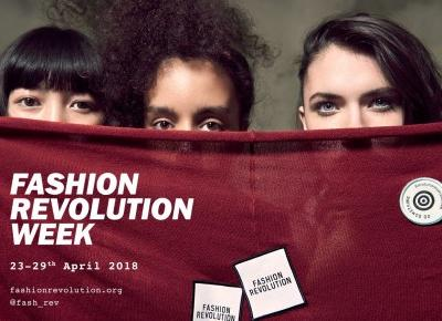 FASHION REVOLUTION WEEK 2018 #whomademyclothes?