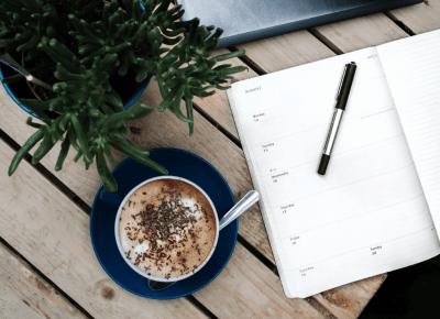 Kalendarze i plannery książkowe 2019, które wpadły mi w oko!