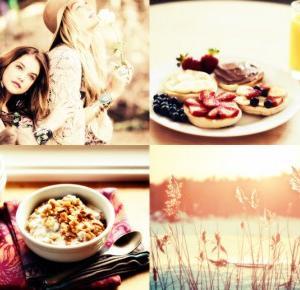 ♥Jak dobrze rozpocząć dzień♥