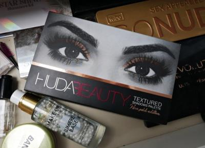 HUDA BEAUTY MAKE UP
