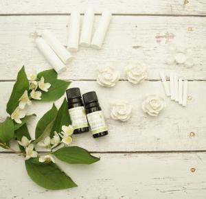 Aromaterapia, czyli domowe spa w zasięgu ręki - Łodyżka