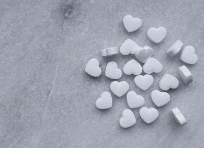 Walentynki Zero Waste. - Łodyżka