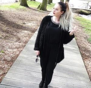 LorenDezain: Black Fashion