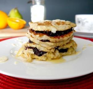 Claudine Blog: CIY: Placuszki bananowe