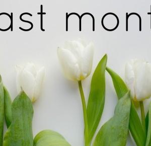Claudine Blog: Podsumowanie marca