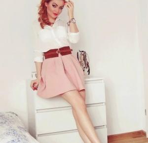 Iam Carolinee: Sweet pink