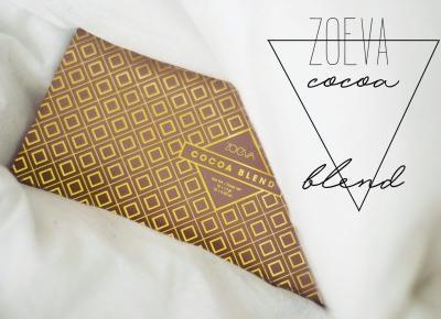 Zoeva cocoa blend | review