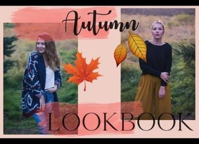 AUTUMN LOOKBOOK! | MZ