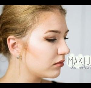 Makijaż do szkoły | Marta
