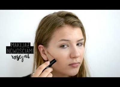 Makijaż nowościami ► Rosegal | Marta