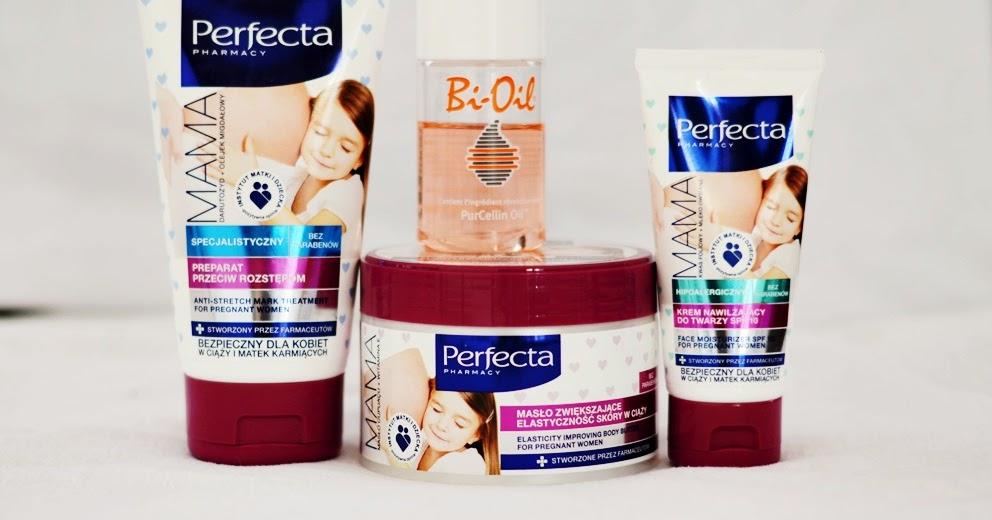 -Moje Kosmetyki Pielęgnacyjne Podczas Ciąży-