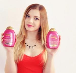 -Recenzja Szamponu i Odżywki Keratin Oil-