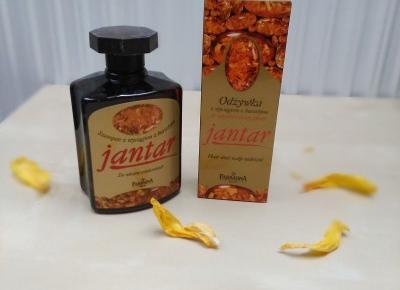 Paulina : Odżywka i szampon Jantar