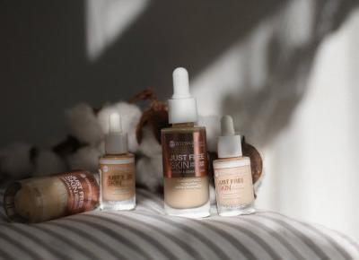 Just Free Skin Bell Hypoallergenic | Blog kosmetyczny, beauty, moda, makijaże