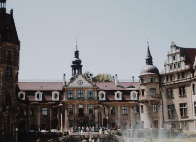 Moszna Zamek co warto zwiedzić | Blog kosmetyczny, beauty, moda, makijaże