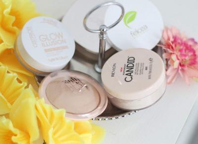 Top pudry na wiosnę | Blog kosmetyczny, beauty, moda, makijaże
