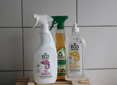Ekologiczne sprzątanie mieszkania Bee | Blog kosmetyczny, beauty, moda, makijaże