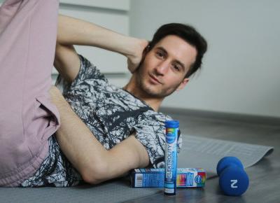 Elektrolity podczas treningu w domu | Blog kosmetyczny, beauty, moda, makijaże