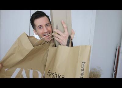 Co kupiłem na wyprzedażach, Zara, Bershka, Reserved, Cropp, House
