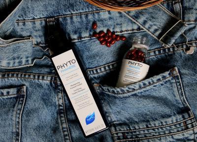 Phyto Phanere suplement na porost włosów | Blog kosmetyczny, beauty, moda, makijaże