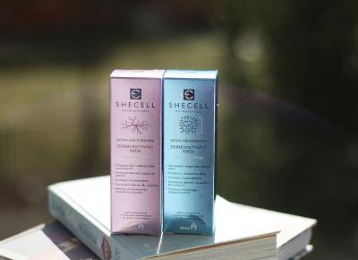 Shecell Dermatologic dermokosmetyki medycyny regeneracyjnej | Blog kosmetyczny, beauty, moda, makijaże