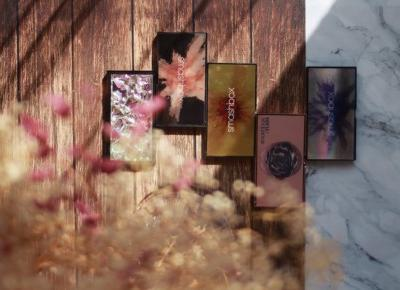Swatche palet Smashbox Cover Shot  | Blog kosmetyczny, beauty, moda, makijaże