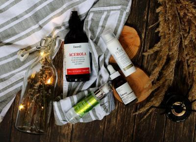 Kosmetyki z kwasami na okres jesienno zimowy | Blog kosmetyczny, beauty, moda, makijaże
