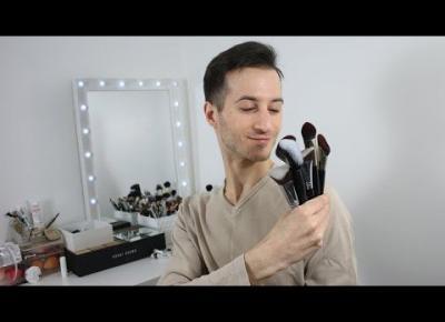 Dziwne pędzle do makijażu