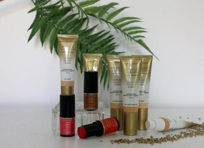 Max Factor Miracle Second Skin test   Blog kosmetyczny, beauty, moda, makijaże
