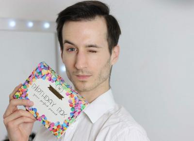 Birthday Box Man's Box | Blog kosmetyczny, beauty, moda, makijaże