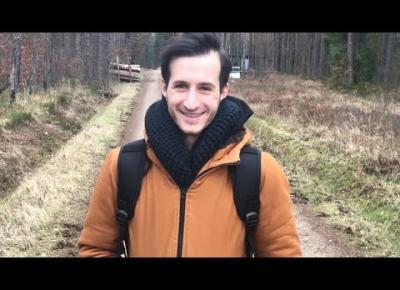 Vlog wywiózł mnie w las!