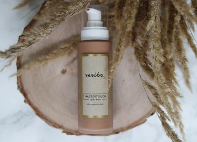 Resibo Mastertouch Body Balm - balsam koloryzujący | Blog kosmetyczny, beauty, moda, makijaże