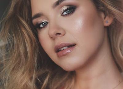 Makijaż z przydymioną kreską | Blog kosmetyczny, beauty, moda, makijaże