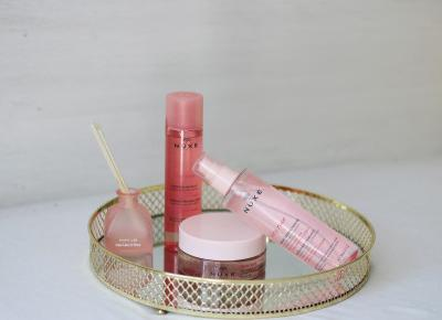 Nuxe Very Rose  | Blog kosmetyczny, beauty, moda, makijaże