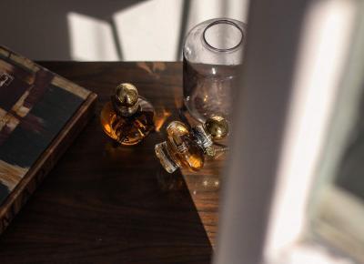 Eisenberg Secret III Voile de Chypre, Secret V Ambre d'Orient | Blog kosmetyczny, beauty, moda, makijaże