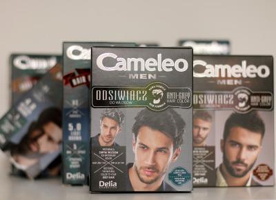 Cameleo odsiwiacz do włosów dla mężczyzn | Blog kosmetyczny, beauty, moda, makijaże
