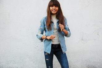 luska everywhere: JEANS AND JEANS