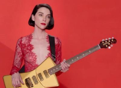 "St. Vincent prezentuje klip do ""Fast Slow Disco"" 