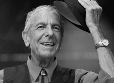 Leonard Cohen nie żyje. Posł'uchaj najwię™kszych przebojów artysty | Music Lovers - Dawniej HeartBeat