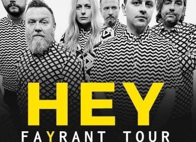 HEY – Fayrant Tour w Katowicach! [NA ŻYWO] | MusicLovers.pl